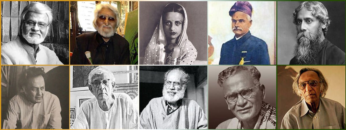 Famous Indian Artists Featured