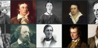 Famous Nature Poets Featured