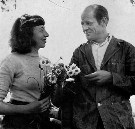 Young Jackson Pollock