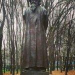Rabindranath Tagore statue