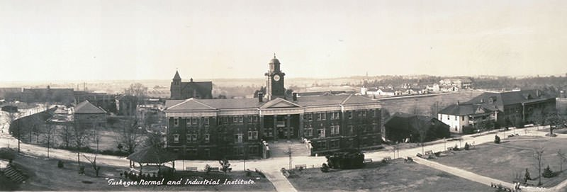 Tuskegee Normal and Industrial Institute