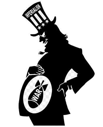 Imperialism cartoon