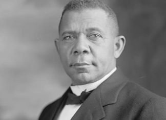 Booker T Washington Featured