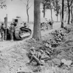 Canadian troops in the Battle of Cambrai
