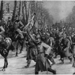 Austrians invade Serbia in 1914