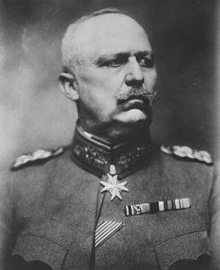 German General Erich Ludendorff