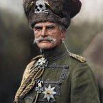 German field marshal August von Mackensen