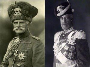 August von Mackensen & Grand Duke Nicholas