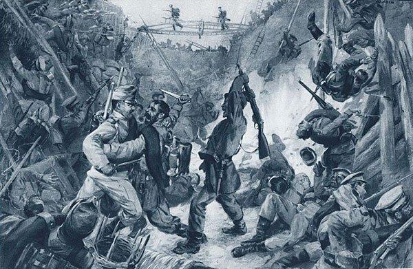 Battle of Galicia