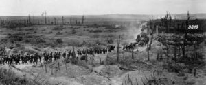 German troops at the Second Battle of the Marne