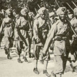 Indian troops in the First World War