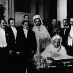 Signing of Treaty at Algeciras
