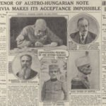 Austria-Hungary's ultimatum to Serbia report