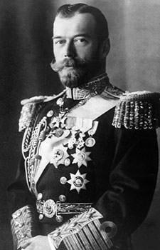 Nicholas Romanov II