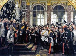 Proclamation of Wilhelm I as German Emperor