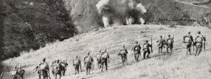 WW1 Balkan Peninsula Featured
