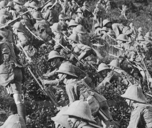 WW1 Battles Featured Image