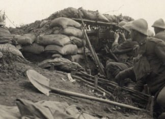 WW1 Italian Front Featured