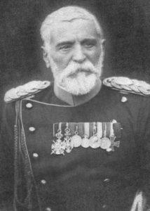 Field Marshal Radomir Putnik