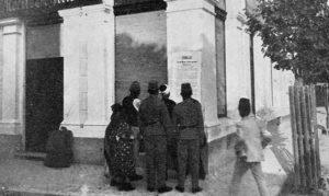 Sarajevo citizens in 1908