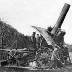 Big Bertha howitzer