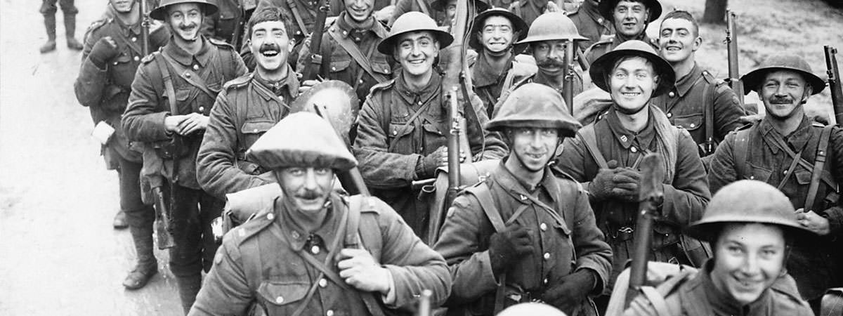 Britain WW1 Featured