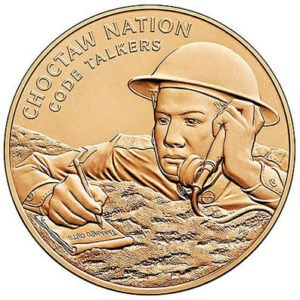 Choctaw Nation Congressional Gold Medal