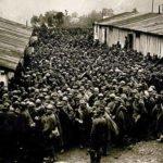 Battle of Caporetto Italian POWs