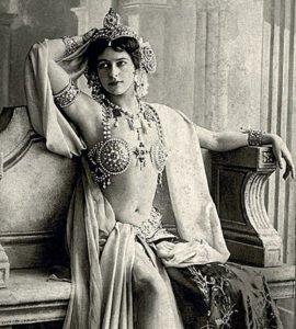 Mata Hari in 1906