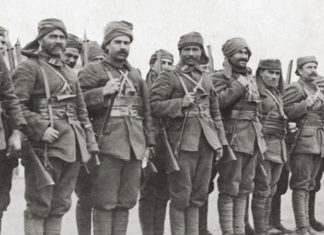 Ottoman Empire WW1 Featured