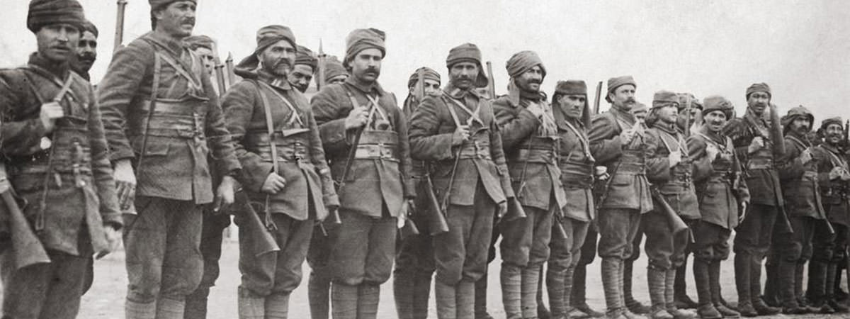 Ottoman Empire In The First World War | Learnodo Newtonic