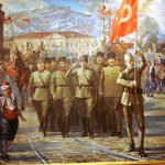 Turkish War of Independence painting