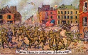 Battle of Chateau Thierry