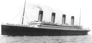 RMS Olympic in 1911