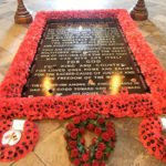Tomb of The Unknown Warrior, Westminster Abbey