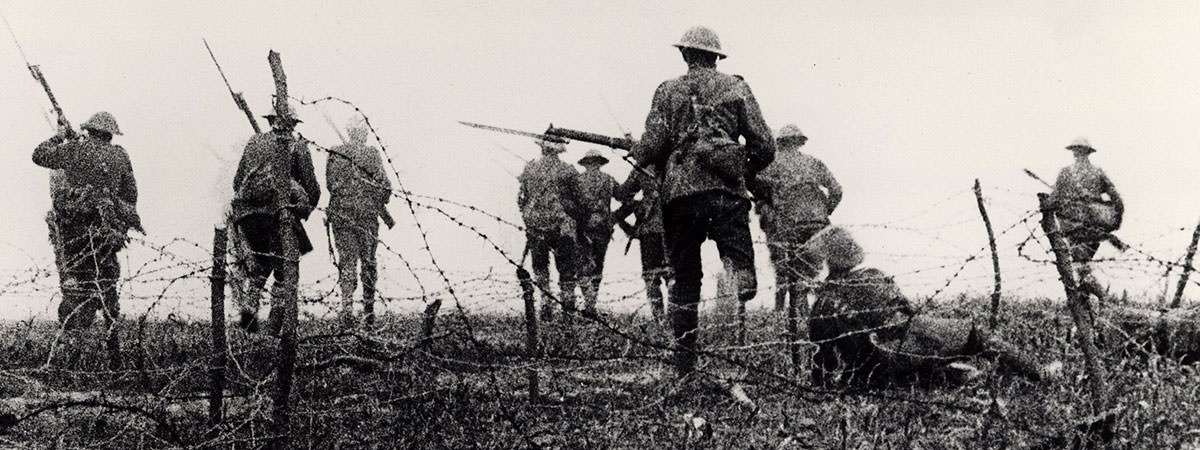 WW1 Timeline 1916 Featured