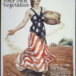 WW1 Victory Garden Poster