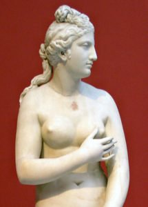 Aphrodite statue