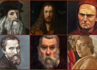 Famous Renaissance Artists Featured