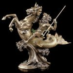 Poseidon on a Sea-Horse