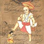 Ganga myth Lord Vishnu