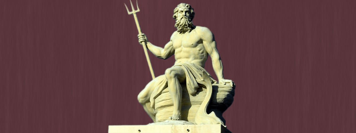 Poseidon Myths Featured