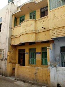 Ramanujan's birthplace