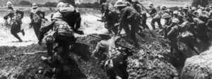 WW1 Timeline Featured