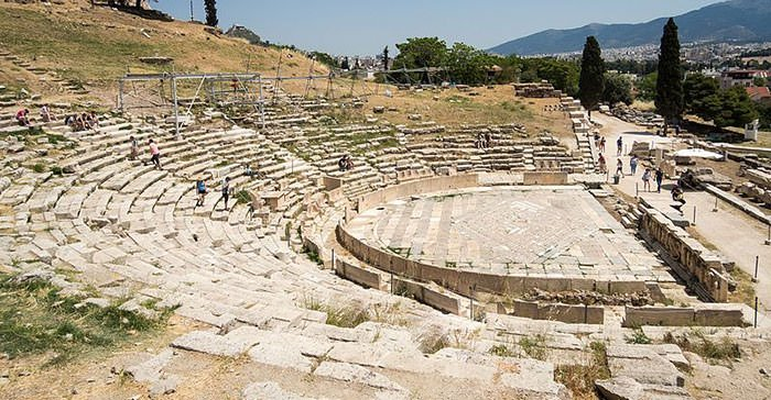 Greek Theatre of Dionysus