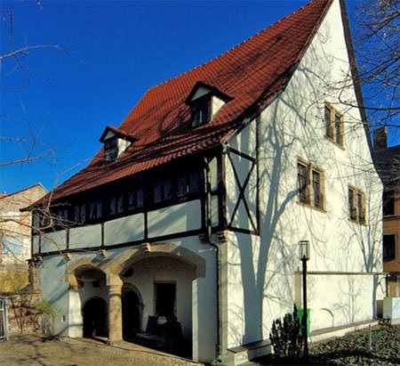 Martin Luther Birthplace