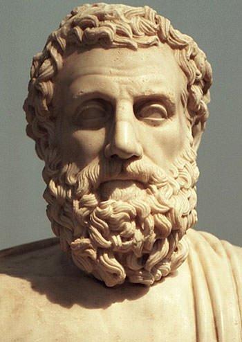 Bust of Aeschylus