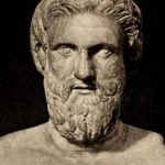 Bust of Aristophanes
