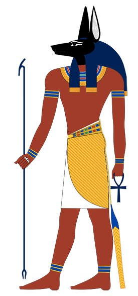 Isis, Osiris and Horus