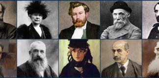 Famous Impressionist Artists Featured